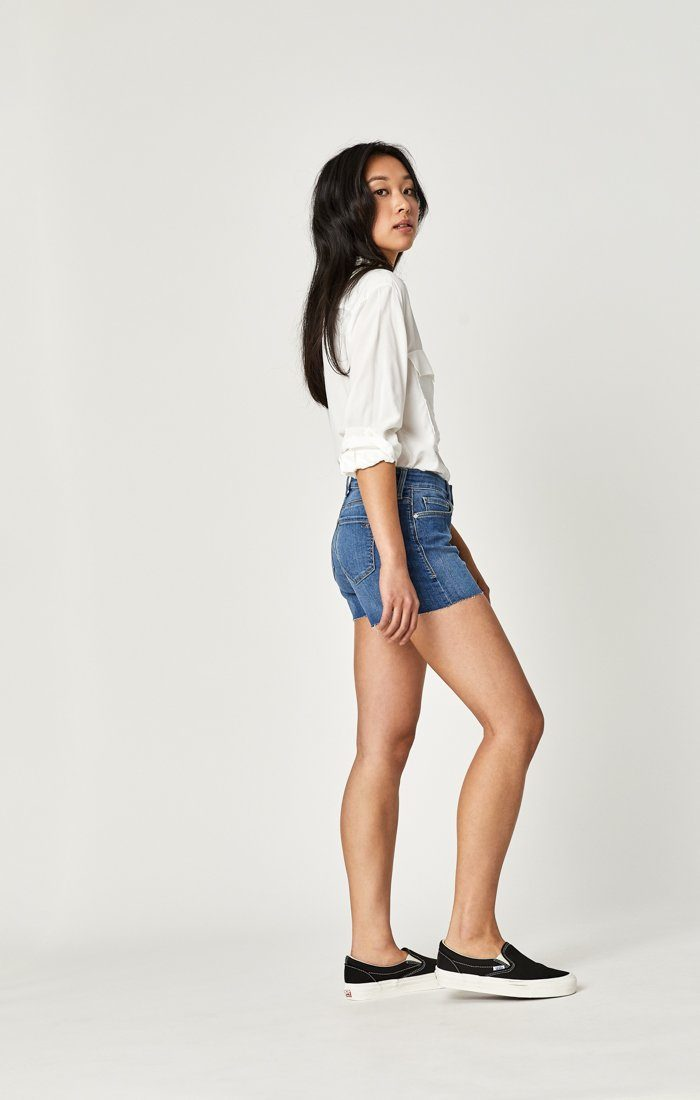 EMILY SHORTS IN LT STR - Mavi Jeans