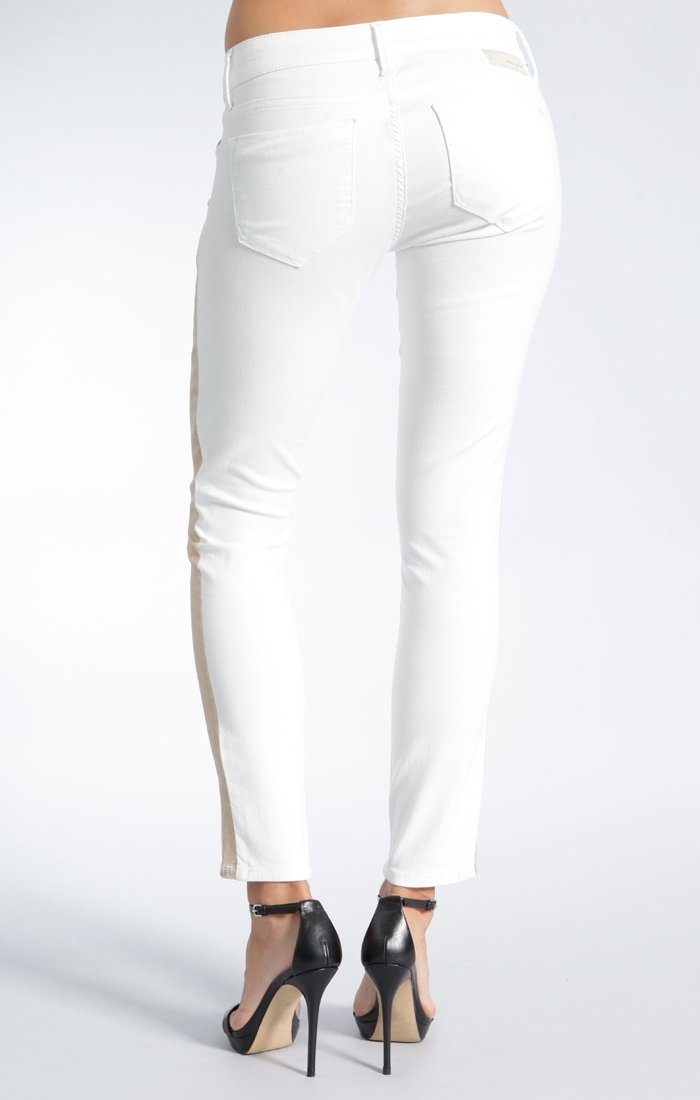 SPORTSWEAR SKINNY  IN GOLD BLOCKING - Mavi Jeans
