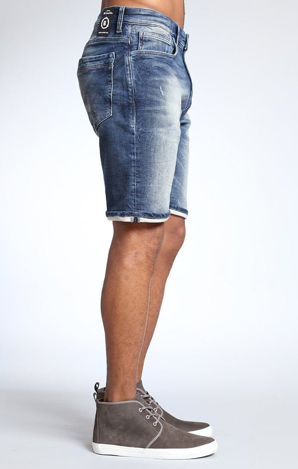 BRIAN SHORTS IN INDIGO SPORTY - Mavi Jeans