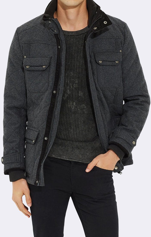 QUILTED JACKET - Mavi Jeans