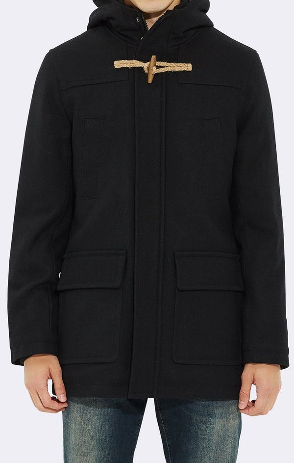 QUILTED TOGGLE COAT - Mavi Jeans