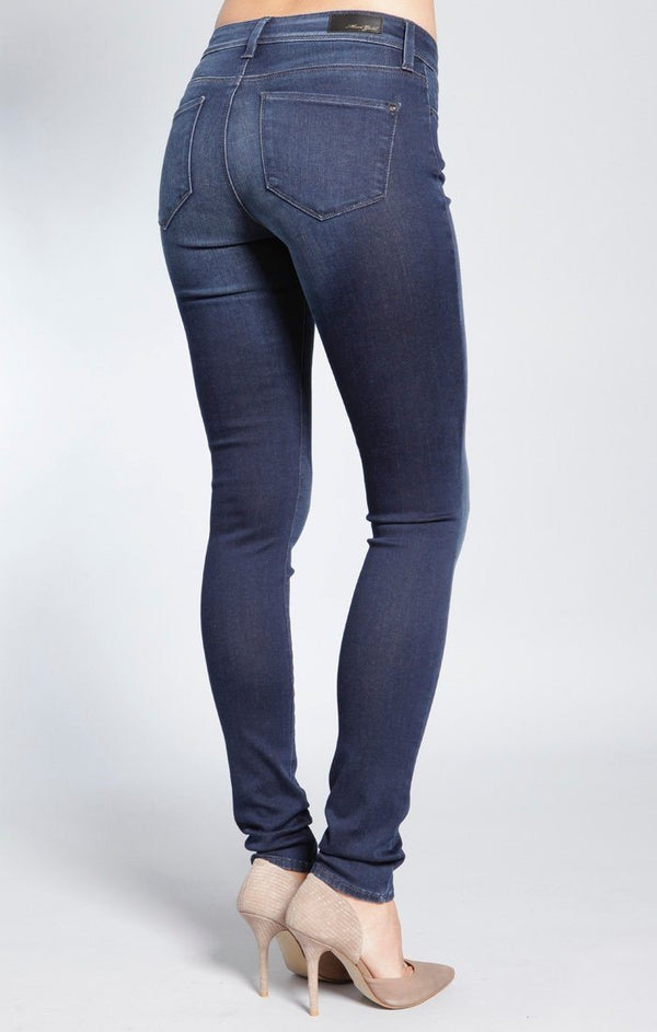 ALEXA SKINNY IN DEEP GOLD REFORM XP - Mavi Jeans