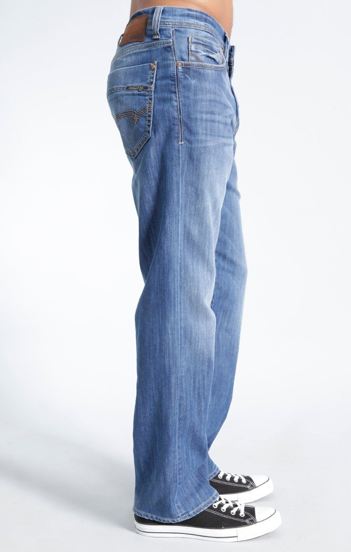 MATT RELAXED STRAIGHT LEG IN LIGHT COOPER - Mavi Jeans