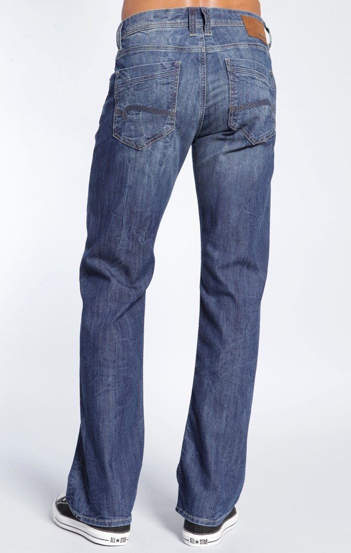 JOSH BOOTCUT IN MID USED RAILTOWN - Mavi Jeans