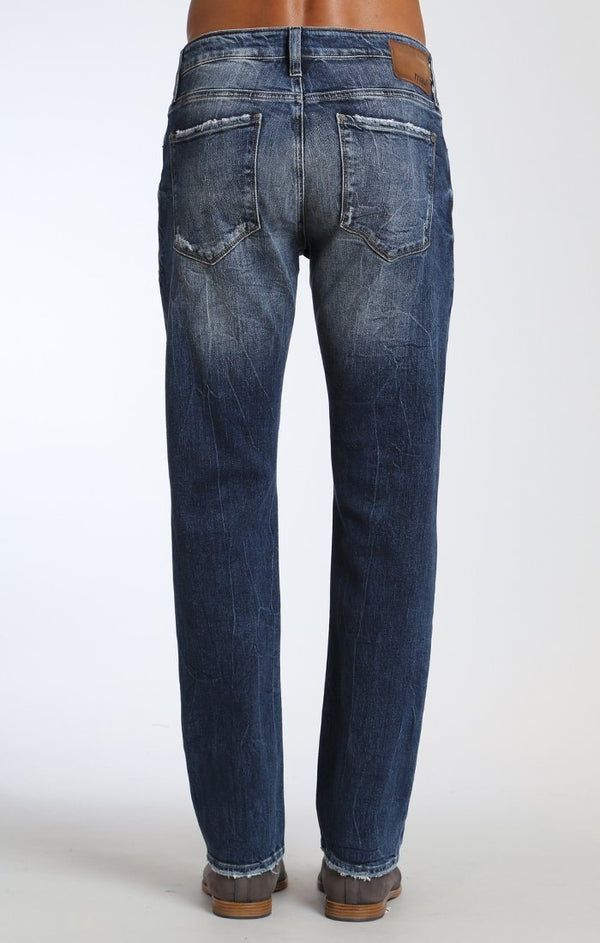 JAKE SLIM LEG IN MID AUTHENTIC VINTAGE - Mavi Jeans