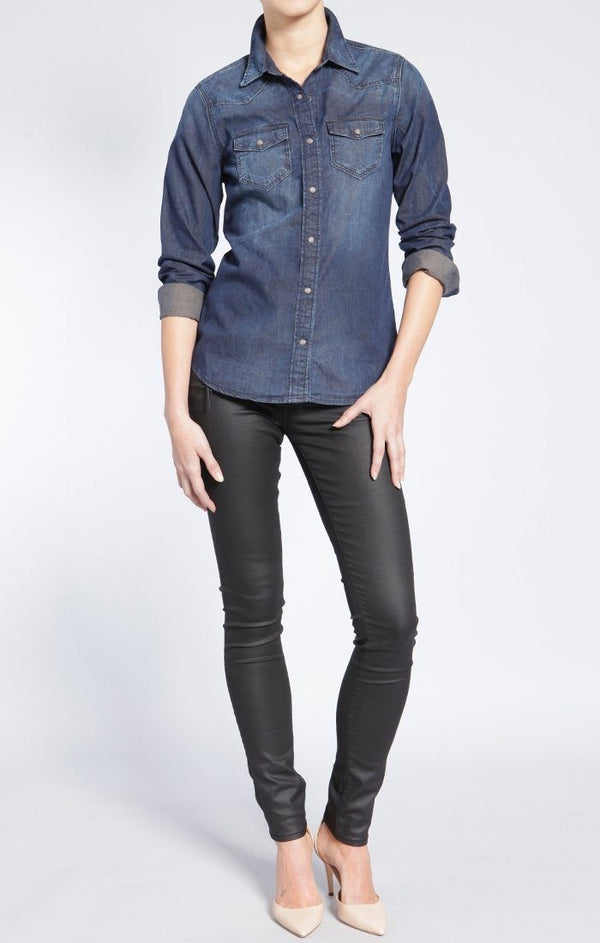 ISABEL SHIRT IN DEEP - Mavi Jeans