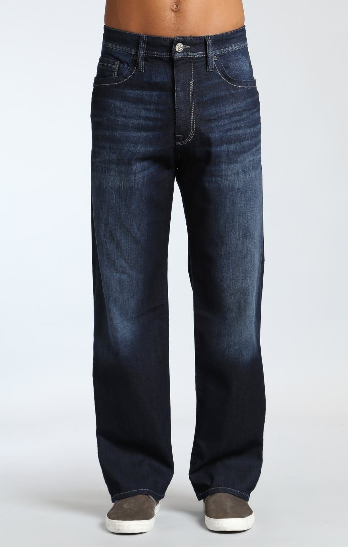 MAX WIDE LEG IN DEEP COLORADO - Mavi Jeans