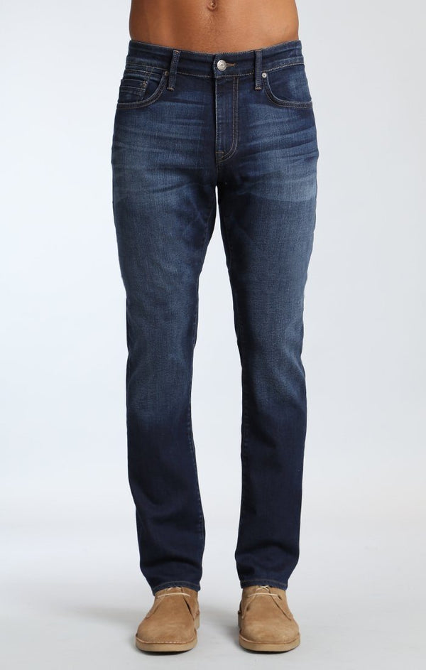 JAKE SLIM LEG IN DARK WILLIAMSBURG - Mavi Jeans