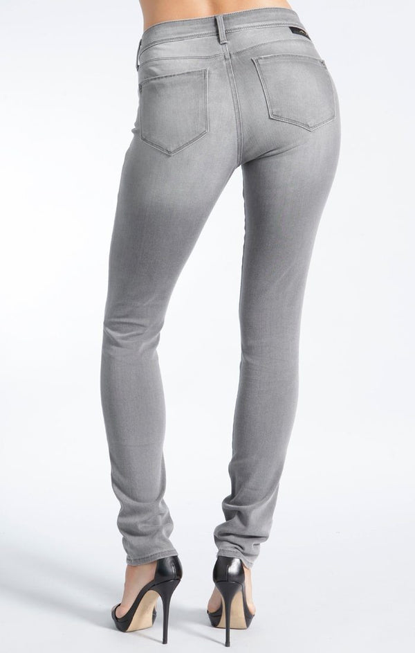 ALISSA SUPER SKINNY IN GREY GOLD - Mavi Jeans