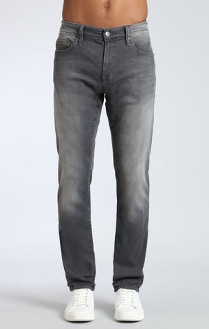 JAKE SLIM LEG IN GREY USED WILLIAMSBURG - Mavi Jeans