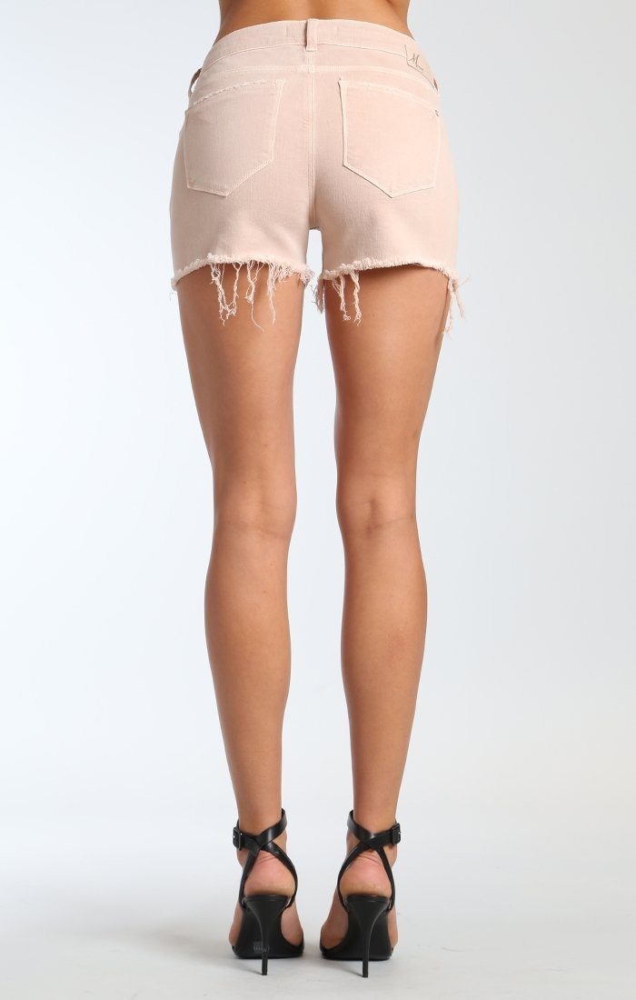 EMILY SHORTS IN SMOKE ROSE - Mavi Jeans