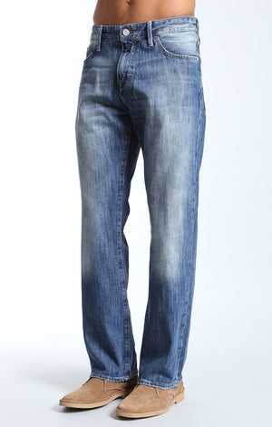 MATT RELAXED STRAIGHT LEG IN LIGHT PREMIUM - Mavi Jeans