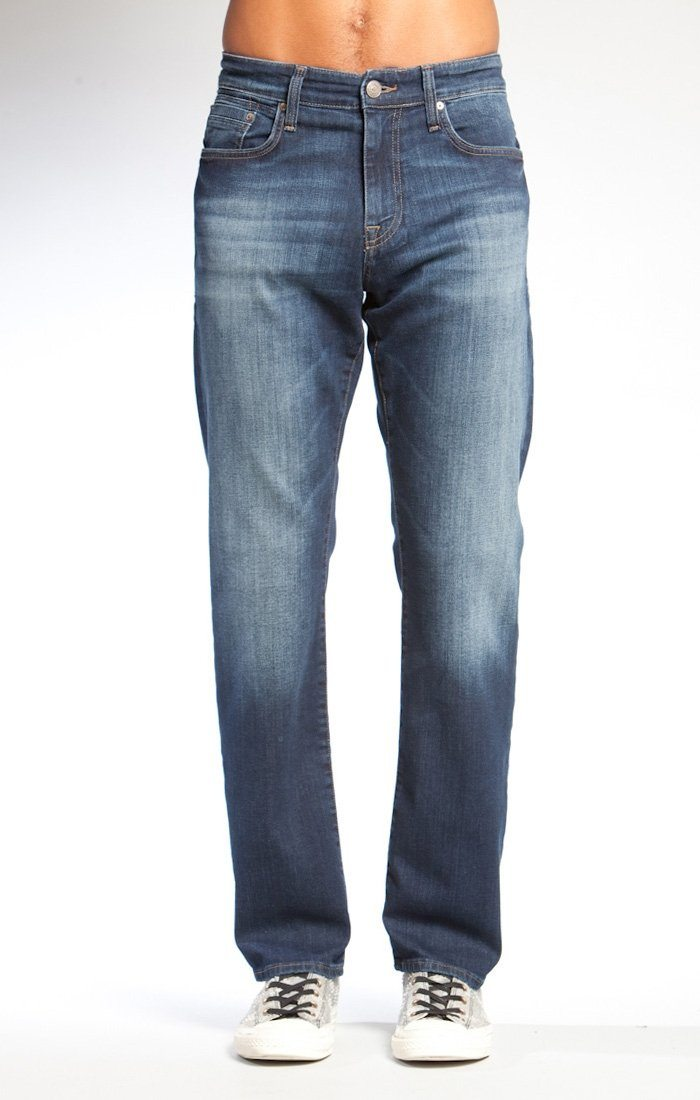 MYLES STRAIGHT LEG IN MID BELTOWN - Mavi Jeans