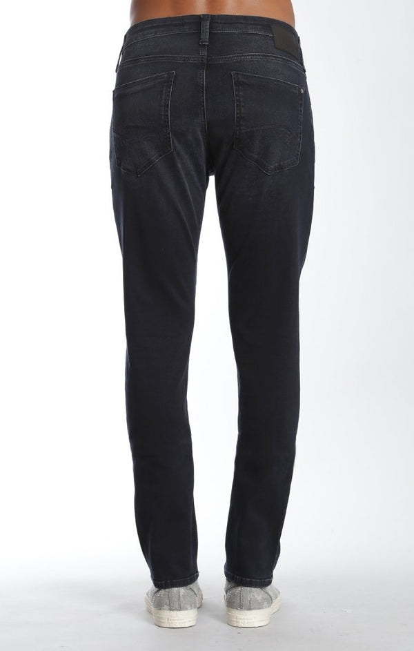 JAKE SLIM LEG IN INK BRUSHED WILLIAMSBURG - Mavi Jeans