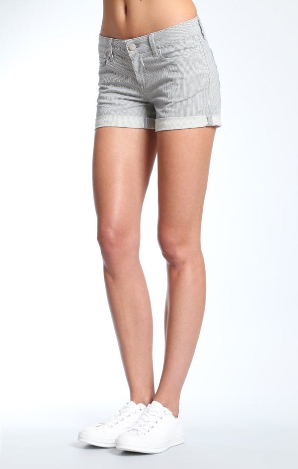 VANNA SHORTS IN STRIPE - Mavi Jeans
