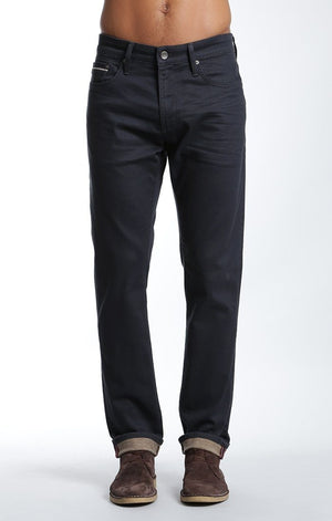 7517374e7570 JAKE SLIM LEG IN NAVY COATED WHITE EDGE – Mavi Jeans