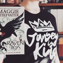 Gansey is King Shirt- The Raven Cycle