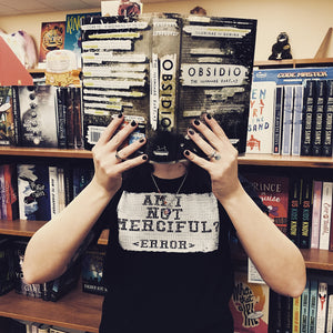 Am I Not Merciful Shirt-- The Illuminae Files