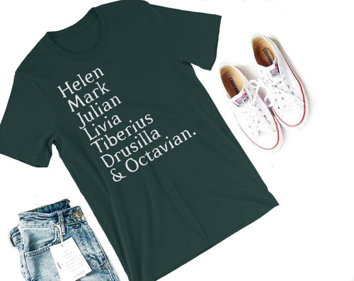 Blackthorn Children Shirt-- Dark Artifices
