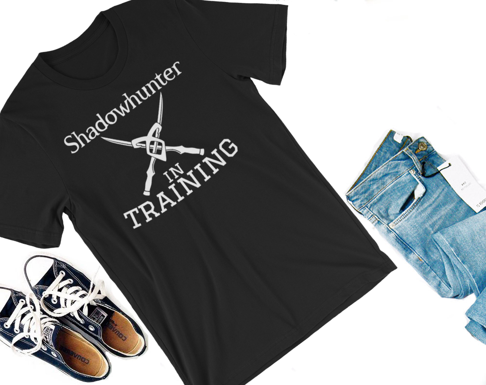 Shadowhunter in Training-- Mortal Instruments