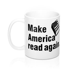 Make America Read Again Mug - Readers for Change
