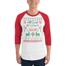 All I want for Yulemas is Aelin - Ugly Sweater Style