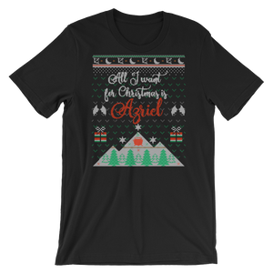All I want for Christmas is Azriel - Ugly Sweater Style