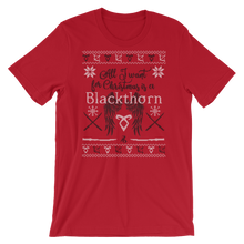 All I want for Christmas is a Blackthorn - Ugly Sweater Style