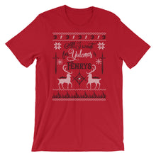 All I want for Yulemas is Fenrys - Ugly Sweater Style