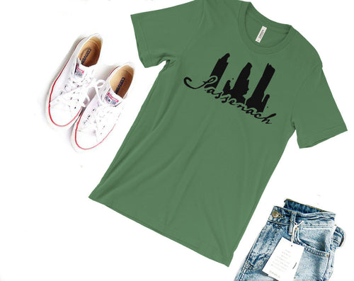 Sassenach Short Sleeve Shirt -- Outlander