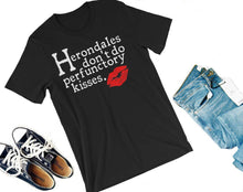 Perfunctory Kisses Shirt-- Dark Artifices