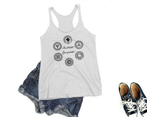 Initiate Complete Tank Top-- Truthwitch