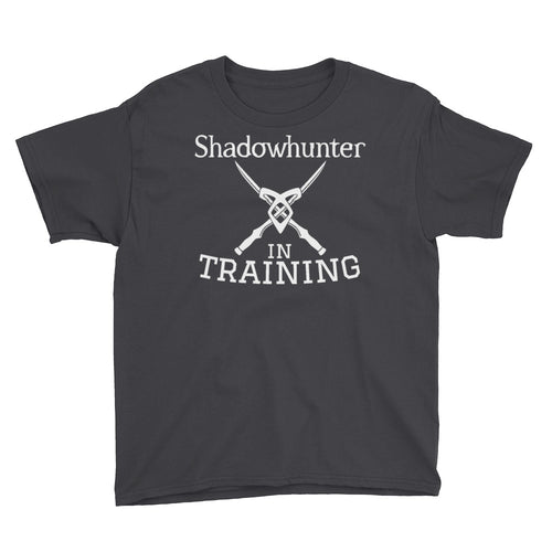 Shadowhunter in Training Youth Shirt- Mortal Instruments