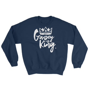 Gansey is King Sweatshirt- The Raven Cycle