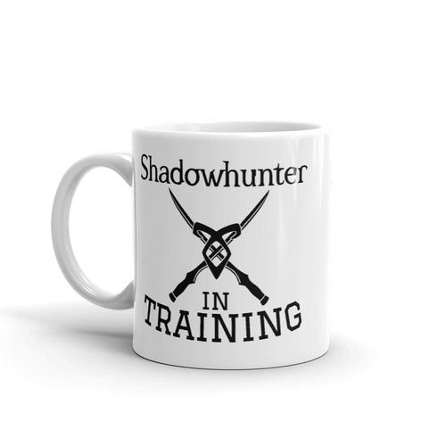 Shadowhunter in Training Mug -- Mortal Instruments