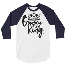 Gansey is King Raglan-- The Raven Cycle