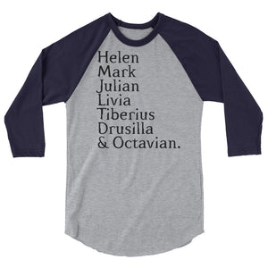 Blackthorn Children Raglan-- Dark Artifices