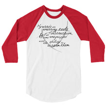 Words of Unerring Destruction Raglan-- The Raven Cycle