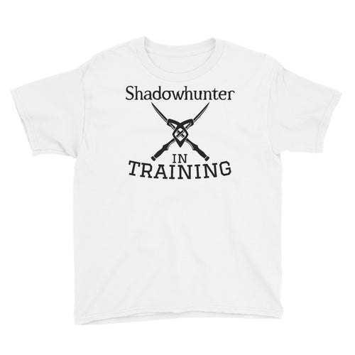 Shadowhunter in Training Youth Shirt-- Mortal Instruments