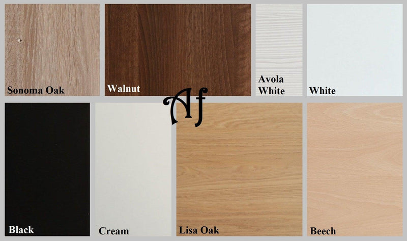 NO 004 WARDROBE 6FT CHOICE OF COLORS, , Anna Furniture, Anna Furniture  - Anna Furniture