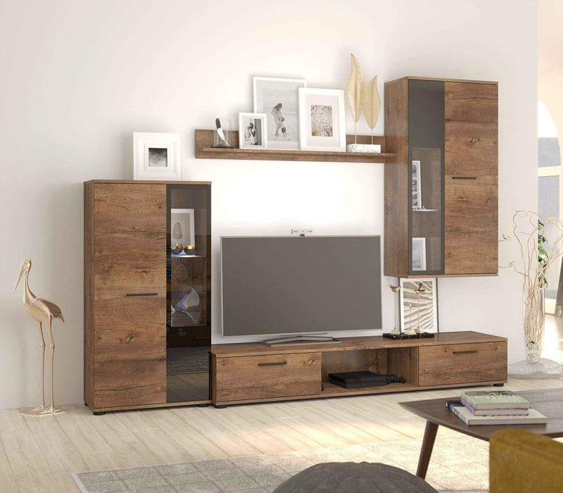 TV WALL UNIT SALSA, TV WALL UNITS, SALSA, Anna Furniture  - Anna Furniture