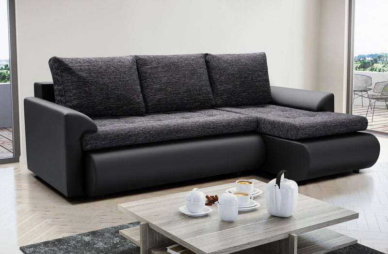 CORNER SOFA BED PRADA 226CM - Anna Furniture