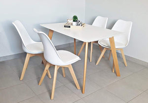 Dining table set with 4 chairs, , Anna Furniture, Anna Furniture  - Anna Furniture