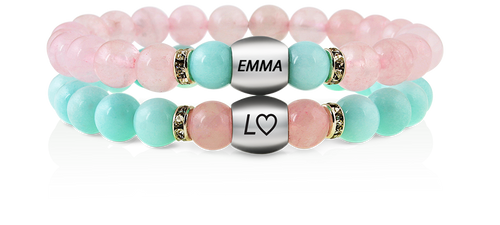 Women personalized bracelets