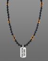 Men custom necklace