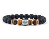 Personalised custom bracelet for men