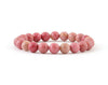Rhodonite women's bracelet