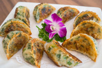 Chive and Pork Dumplings