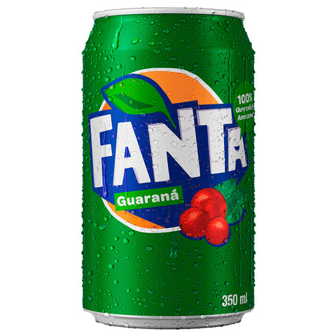 fanta guaranã¡ lata 350ml