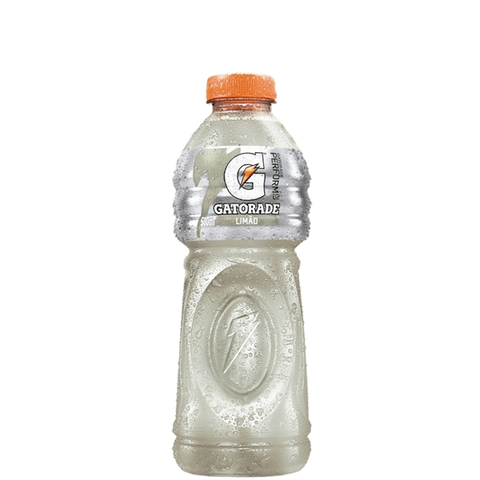 gatorade limã£o 500ml